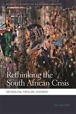 Geographies of Justice and Social Transformation: Rethinking the South...
