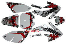 3M Decals Emblems Stickers Graphics For Honda CRF70 DHZ SSR SDG pit dirt Bike #4