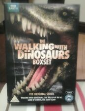 The walking with dinosaurs box set