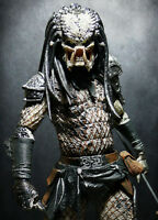 "NECA Predator 2 series 4 SHAMAN Predator Unmasked Hunter 8"" Action Figure"