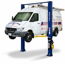 "2-Post Car Lift 10,000LB  BendPak XPR10S 168""  EXTRA TALL  DUAL WIDTH SHIPS FREE"