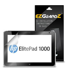 1X EZguardz LCD Screen Protector Shield HD 1X For HP ElitePad 1000 G2 (Clear)