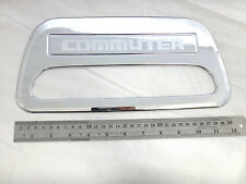 CHROME THIRD BRAKE LIGHT COVER TRIM FOR VAN TOYOTA HIACE COMMUTER 2005-2013 V.4