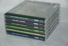 Lot 6 six CDs Echoes Of Nature Series Natural Sounds of the Wilderness VG