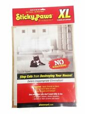 Cat Furniture Protector Cats Pets Sticky Paws Scratch Control Strips Extra Large