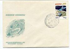 1979 Badanie Kosmosu Polska Pierwszy Dzien Obiegu FDC Warszawa SPACE NASA