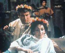 BRIAN BLESSED & SIAN PHILLIPS UNSIGNED PHOTO - A3726 - I, CLAUDIUS