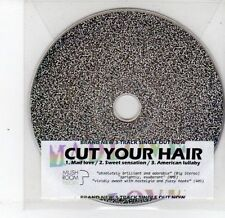 (DS285) Cut Your Hair, Mad Love / Sweet Sensation - 2013 DJ CD