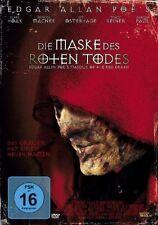 Die Maske des roten Todes ( Horror-Thriller ) - Adrian Paul, Patrick Macnee NEU