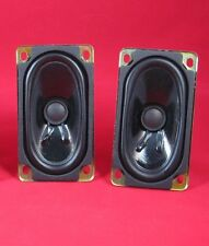 Millennium-5 Mazda Miata Premium Music Headrest Speakers, Set of 2, New!