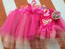 "Girls Size 5,6,7,8,9,10 Matching Skirt Tutu & 18 Inch Doll Outfit~""My Life As"""