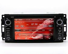 "6.2"" Car Stereo DVD Player Radio For Jeep Compass GPS Navigation maps Bluetooth"