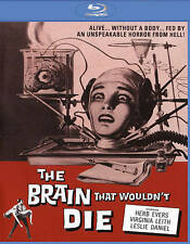 THE BRAIN THAT WOULDN'T DIE (Blu-ray Disc, 2015)