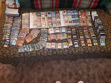 VERY OLD COLLECTION with Decks, Binder, Thousands, Magic the gathering Cards MTG