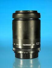 Tamron AF 80-210mm / 4.5-5.6 für Nikon AF Objektiv lens objectif - (18608)