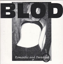BLOD - romantic and deranged EP 7""