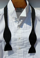 Turnbull & Asser 17/35 Wing Collar French Cuff Formal Shirt - England - $365.00