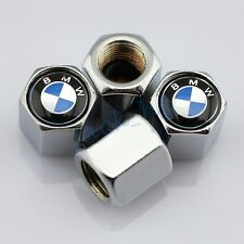 Car Wheels Tire Tyre Air Dust Valve Cap Cover Trim For BMW Accessories Garnish