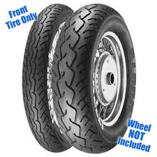 Pirelli 100/90H19 MT66 Route Cruiser Front Motorcycle Tire Free Ship