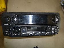 AM FM Digital Stereo & Cassette Infinity 99 00 01 02 03 04 Chrysler 300M 3.5 OEM