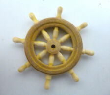 Wooden Ships Wheel for Model Boats 20mm 80041