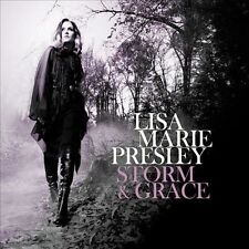 Storm & Grace by Lisa Marie Presley (CD, May-2012, Island (Label))