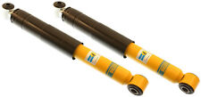 2-BILSTEIN SHOCK ABSORBERS,REAR,87-95 PORSCHE 924,944,968,36MM MONOTUBE SHOCKS