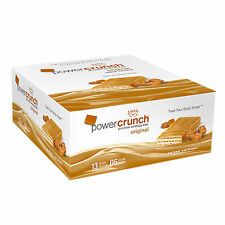 BioNutritional Research Group Power Crunch - 12 Bars SALTED CARAMEL