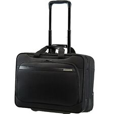 "SAMSONITE VECTURA Pilot polyester computer bag 17.3 ""BLACK"
