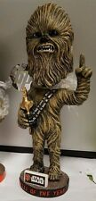 2015 SF GIANTS STAR WARS CHEWBACCA BOBBLEHEAD SPECIAL EVENT SGA WOOKIEE OF YEAR