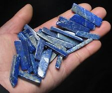96g 30pcs NATURAL Lapis lazuli QUARTZ CRYSTAL POINT HEALING 690