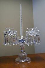 Waterford Crystal Candelabra Candlestick/ Candleholder Mint