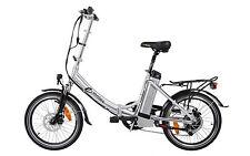 E-motos Alu Pedelec Faltrad Klapprad 250W / 36V E-Bike Elektrofahrrad K20