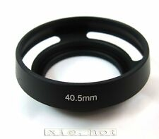 40.5mm Metal Lens Hood For Voigtlander Olympus Leica M Universal 40.5mm