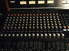 Vintage Yamaha PM1000 16 ch mixing console Japa-NEVE 1073 Pm-1000 2000