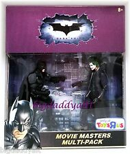 New The Dark Knight Movie Masters Batman vs The Joker Heath Ledger Toys R Us