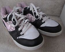 Nike Air Twilight Women Black Pink Athletic Shoes Sneakers 325255-061 Sz 1 0