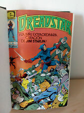 Cómic 'Dreadstar' de Jim Starlin