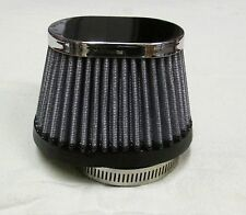 S & B Oval Air Filter Fits Motorcycle Carb Size 43mm RC59 RC 59