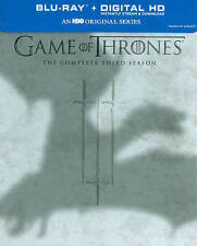 Game of Thrones: The Complete Third Season Blu-ray Disc, 2014, 5-Disc Set