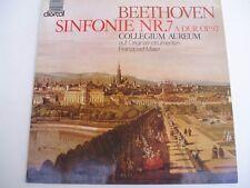 BEETHOVEN - SYMPH 7 - MAIER / HARMONIA MUNDI - LP