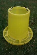 2 kg Feeder for Poultry, Chickens, Hens, Chicks, Bantams, Pigeon or Quail