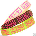 Rita Ora wristband silicone bracelet / wrist band bangle gift fashion