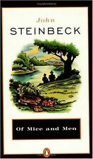 Of Mice and Men by John Steinbeck (1993, Paperback)