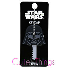 Starwars Darth Vader Key Cap Loungefly PVC Silicone Key Holder