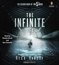 The 5th Wave: The Infinite Sea 2 by Rick Yancey (2014, CD, Unabridged)