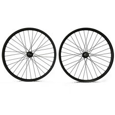 29er Carbon wheelset 24mm width mountain bike wheels with Novatec 711-712 hub