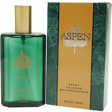 ASPEN for Men by Coty Cologne 4.0 oz Tester