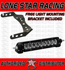 "Rigid SR 6"" ATV Light Bar & Bracket Mount Yamaha Raptor 125 250 YFZ450 YFZ 450"