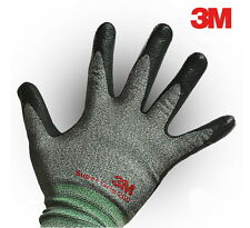 3M SUPER GRIP 200 Nitrile Foam Coated Work Gloves-10 pairs(M size)